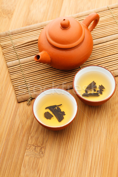 Chinese tea Stock photo © leungchopan
