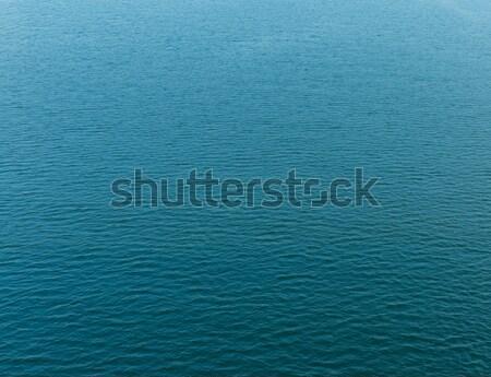 Ondulação superfície da água textura mar fundo oceano Foto stock © leungchopan