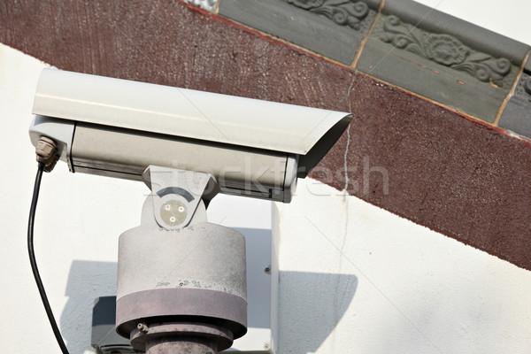 Foto stock: Cctv · negocios · tecnología · urbanas · industria · circuito