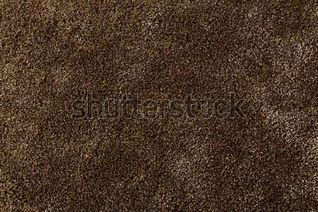 Brown carpet texture  Stock photo © leungchopan