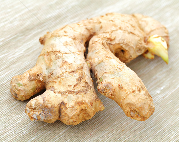 ginger root Stock photo © leungchopan