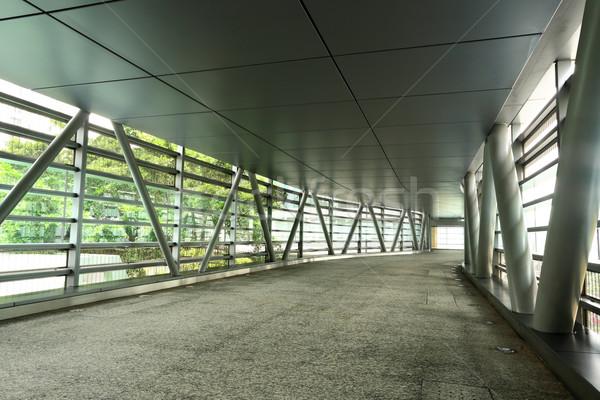 modern flyover Stock photo © leungchopan