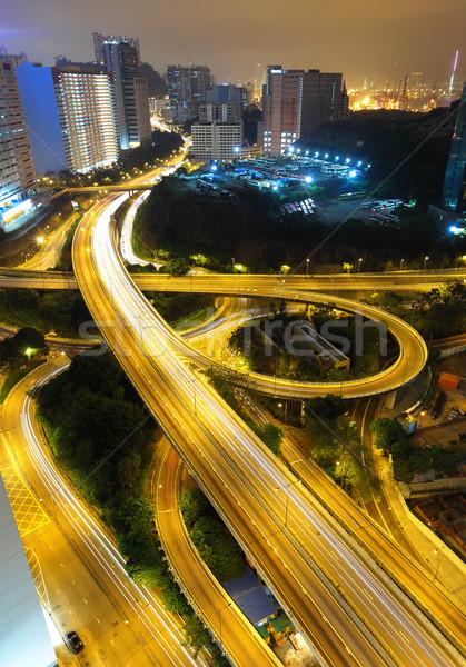 Highway Stock photo © leungchopan