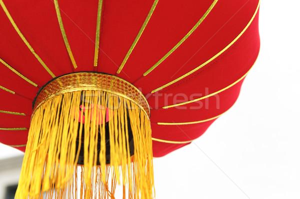 red lantern Stock photo © leungchopan