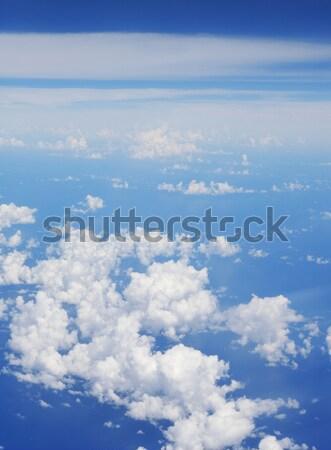 clouds Stock photo © leungchopan