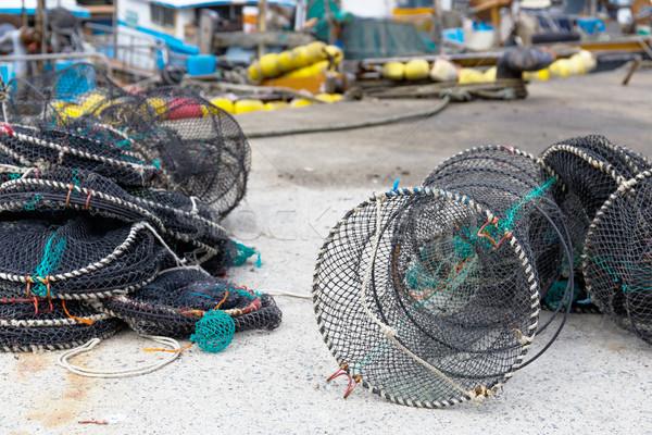 Сток-фото: пусто · морепродуктов · чистой · текстуры · морем · океана