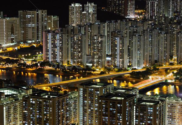 アパート 1泊 空 水 家 市 ストックフォト © leungchopan
