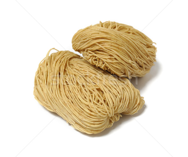 chinese noodle,uncook Stock photo © leungchopan