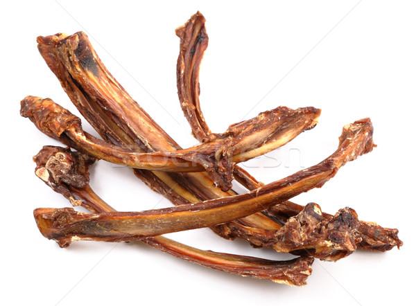 dog food, dry rib Stock photo © leungchopan