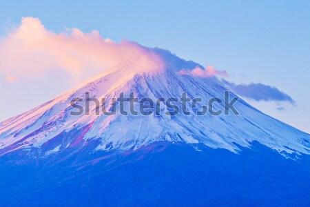 Mt. Fuji Stock photo © leungchopan