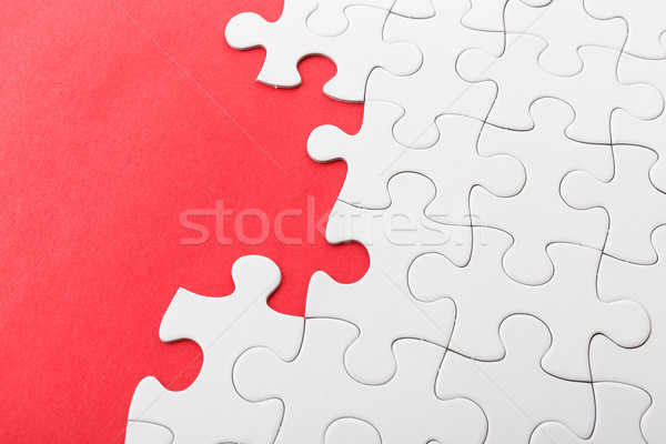 Incomplete puzzle  Stock photo © leungchopan