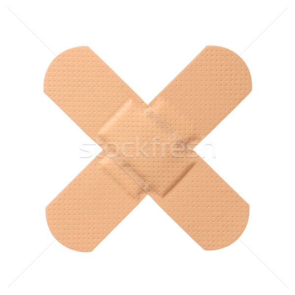 First aid plaster Stock photo © leventegyori