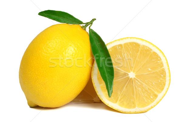 Lemon Stock photo © leventegyori