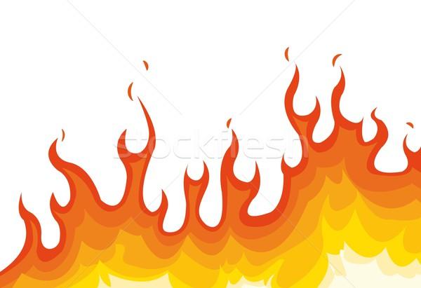 fire Stock photo © Li-Bro