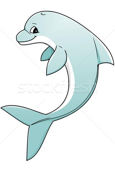 Dolphin Stock photo © Li-Bro