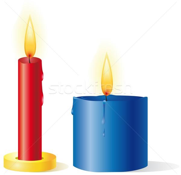 candles Stock photo © Li-Bro