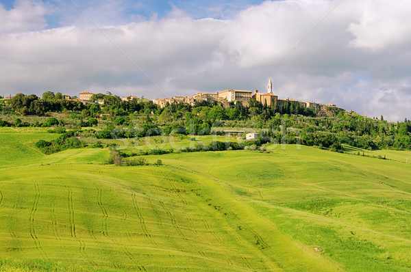 Pienza 14 Stock photo © LianeM