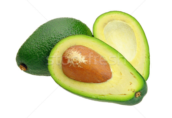 Avocado 07 Stock photo © LianeM