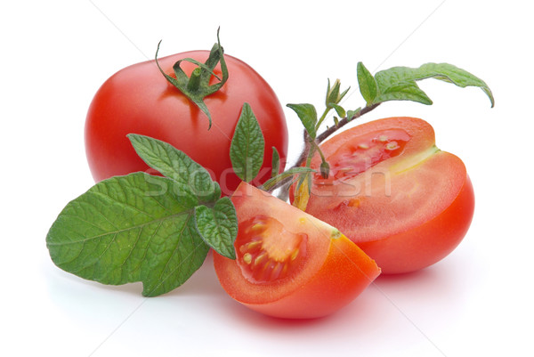 Tomate 18 Photo stock © LianeM