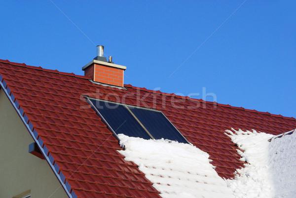 solar plant 82 Stock photo © LianeM