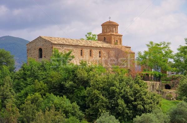 Stilo San Giovanni Theresti  Stock photo © LianeM