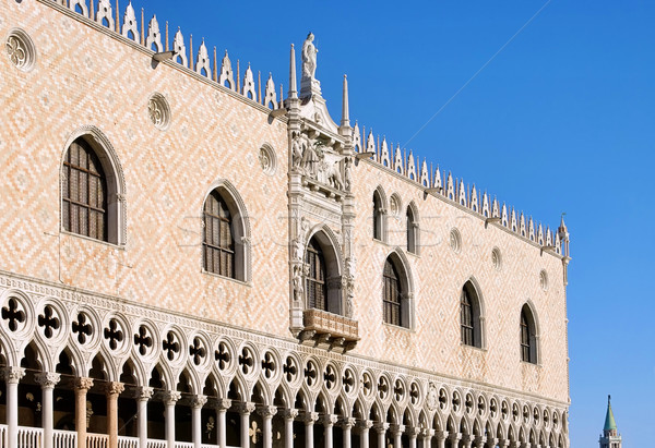 Venice Doges Palace 01 Stock photo © LianeM