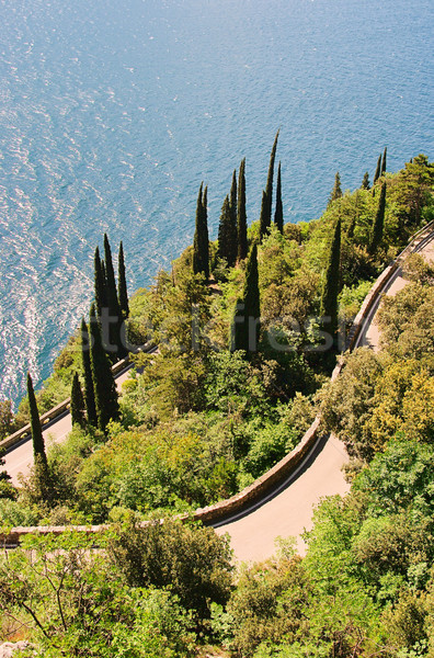 Gardasee - Lake Garda 05 Stock photo © LianeM