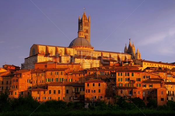 Siena  Stock photo © LianeM