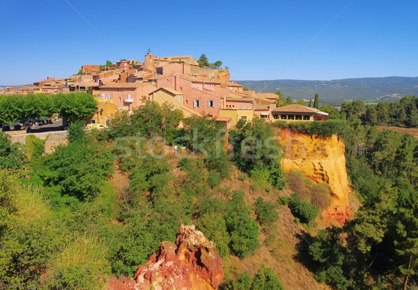 Roussillon 27 Stock photo © LianeM