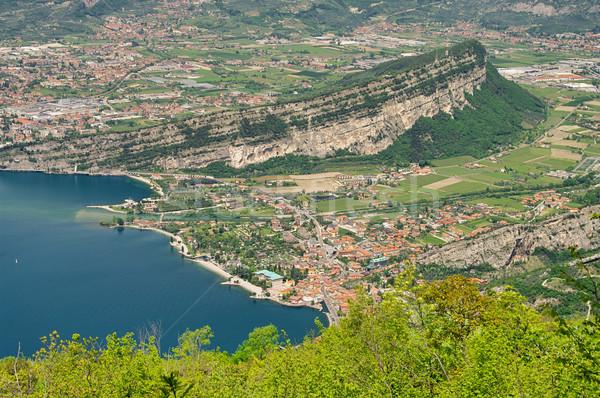 Gardasee Nago-Torbole - Lake Garda Nago-Torbole 10 Stock photo © LianeM