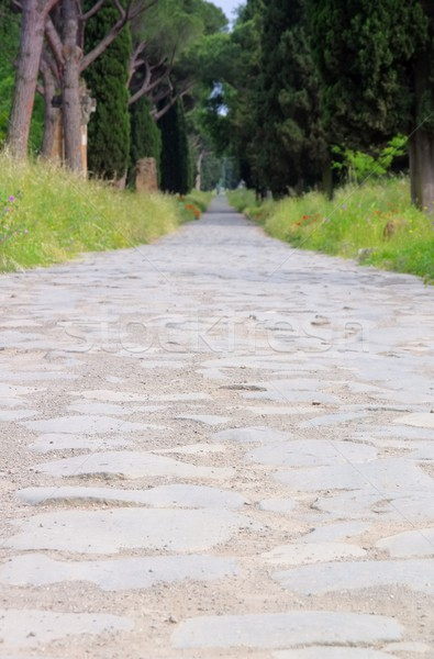 Rome Via Appia Antica  Stock photo © LianeM