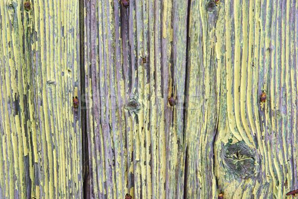 Palánk 13 textúra fal absztrakt természet Stock fotó © LianeM