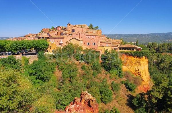 Roussillon 26 Stock photo © LianeM