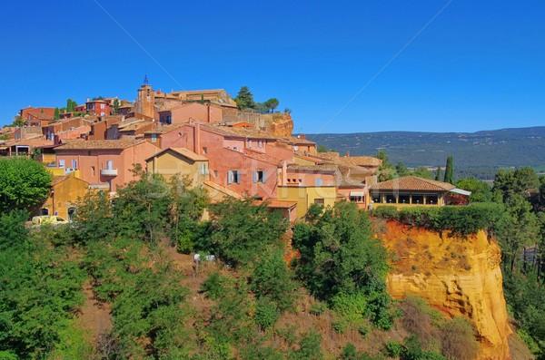 Roussillon 24 Stock photo © LianeM