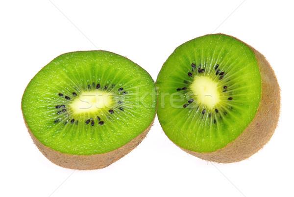 киви 16 природы фрукты тропические есть Сток-фото © LianeM