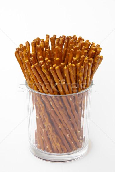 salty sticks Stock photo © LianeM