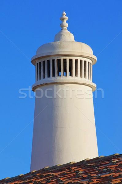 moorish chimney 01 Stock photo © LianeM