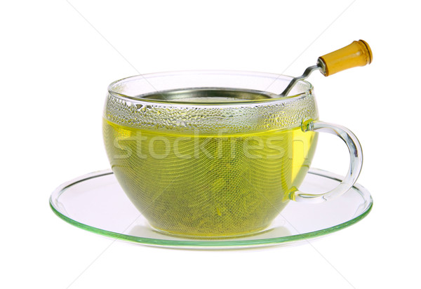 green tea 03 Stock photo © LianeM