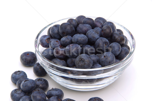 blueberry 07 Stock photo © LianeM