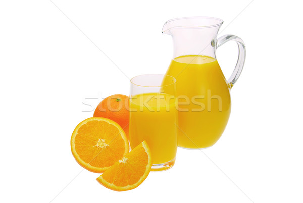 orange juice 03 Stock photo © LianeM