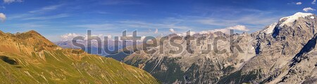 Ortler Alps 31 Stock photo © LianeM