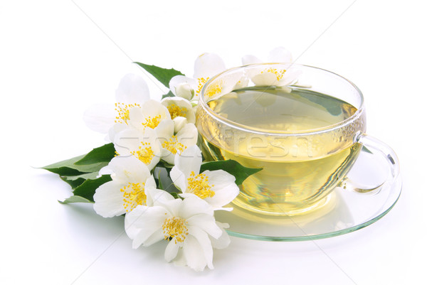 Jasmintee - Jasmine tea 03 Stock photo © LianeM
