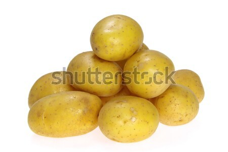 potato 12 Stock photo © LianeM