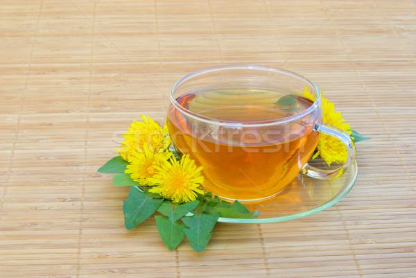 tea dandelion 05 Stock photo © LianeM