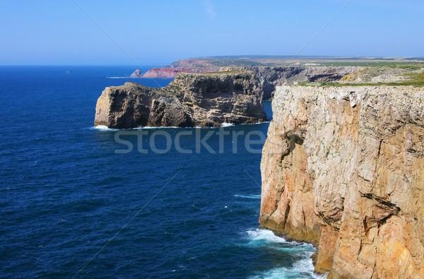 Cabo de Sao Vicente  Stock photo © LianeM