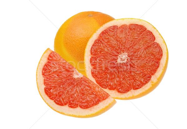 Pomelo 17 frutas naranja amarillo frescos Foto stock © LianeM