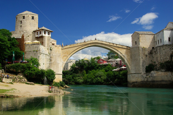 Mostar 35 Stock photo © LianeM