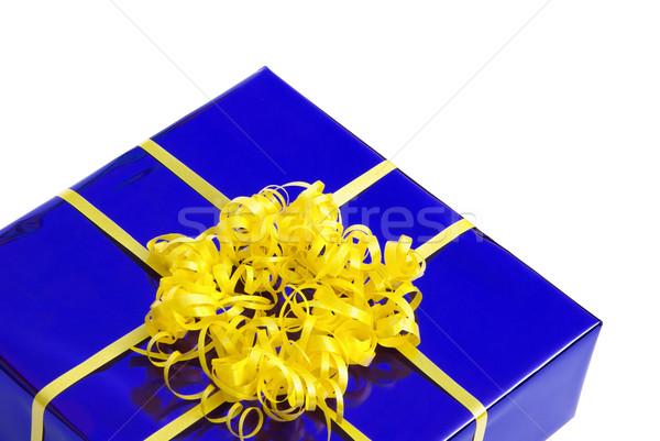 Ajándék 14 terv születésnap háttér vásárlás Stock fotó © LianeM