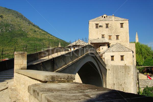 Mostar 09 Stock photo © LianeM
