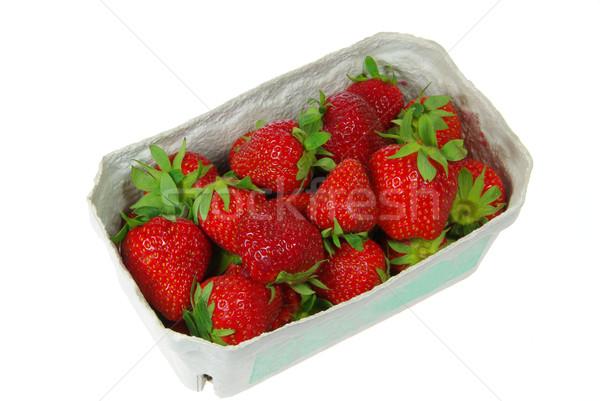 strawberry 1 Stock photo © LianeM